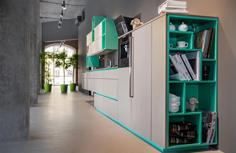Cappuccino - освещение мебельного салона - 4