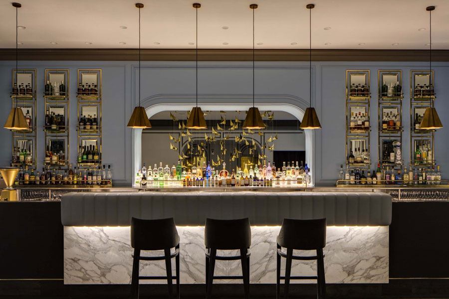 освещение баров