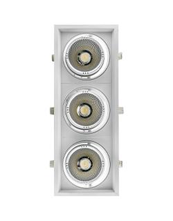 Врезной светильник ELS166Rx3-105W-min
