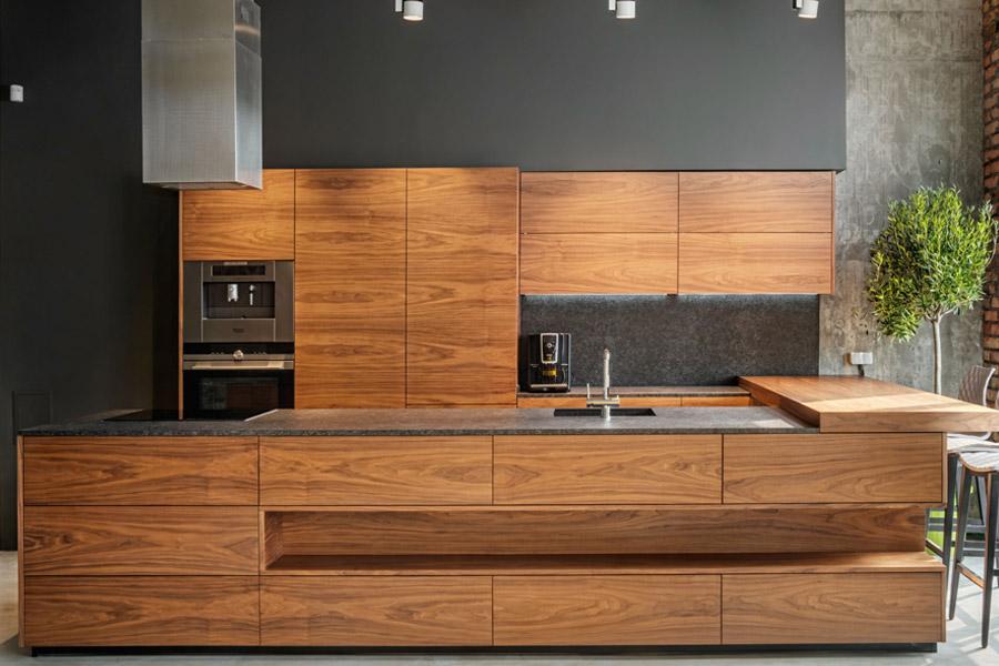 Освещение дизайнерских кухонь