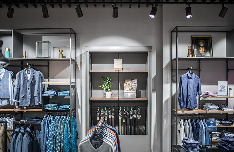 Освещение для магазина одежды - Lerros - 2