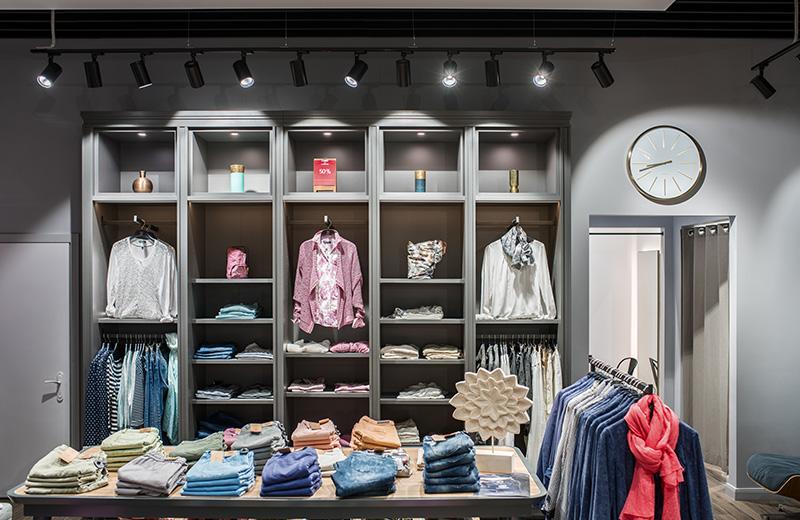 Освещение для магазина одежды - Lerros - 3