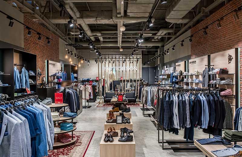 Проект освещения для магазина одежды - Roy Robson - 1