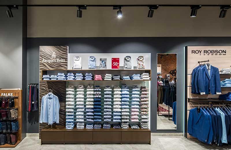 Проект освещения для магазина одежды - Roy Robson - 3