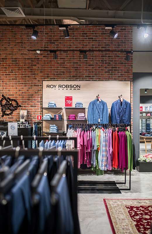 Проект освещения для магазина одежды - Roy Robson - 4