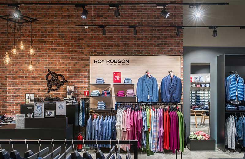 Проект освещения для магазина одежды - Roy Robson - 5