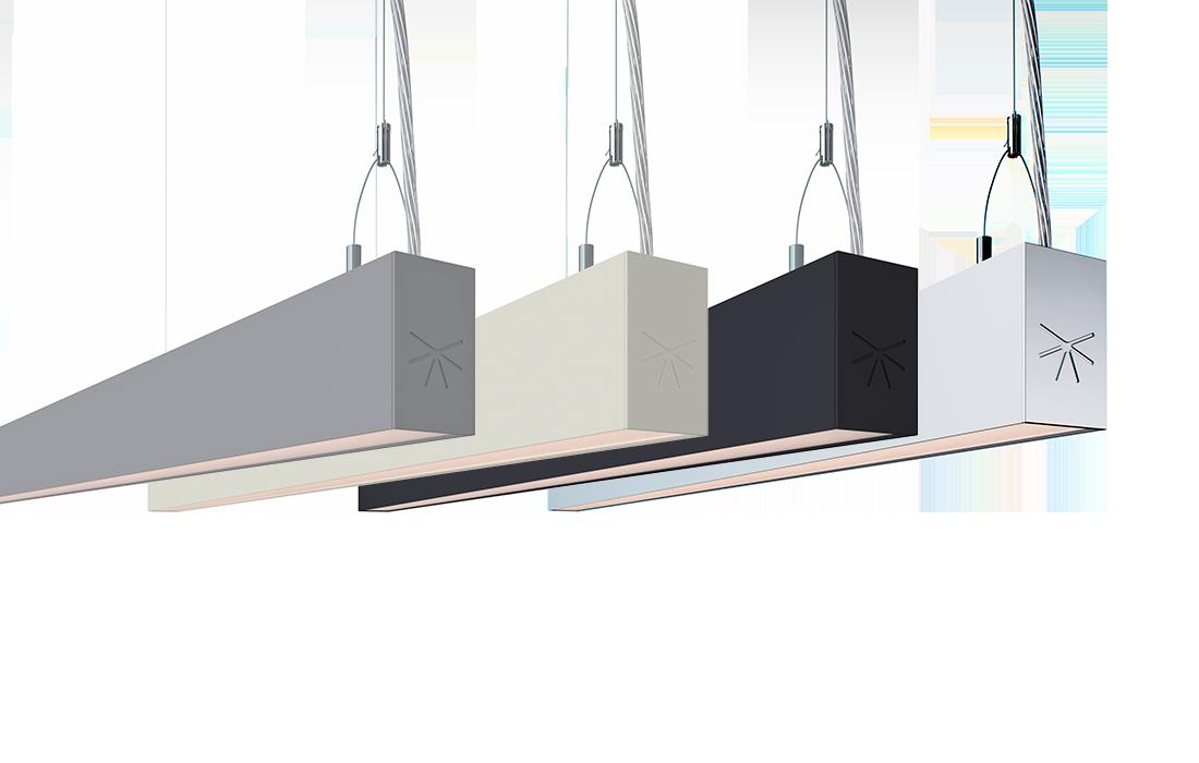 NEW! Серия линейных светильников LINK